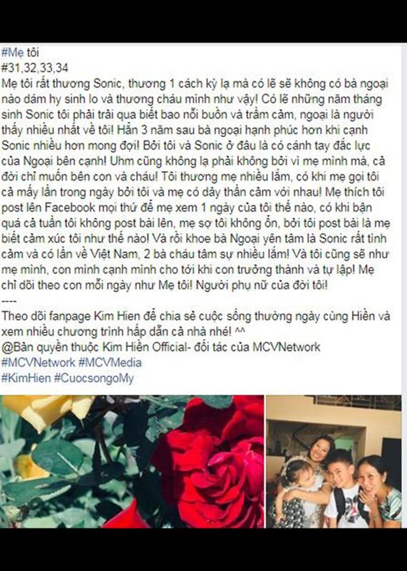 Me qua doi, Kim Hien dau xot khong the ve Viet Nam vi COVID-19-Hinh-8
