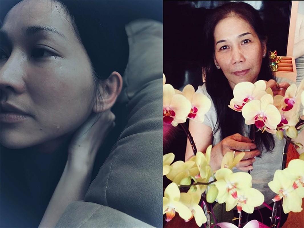 Me qua doi, Kim Hien dau xot khong the ve Viet Nam vi COVID-19