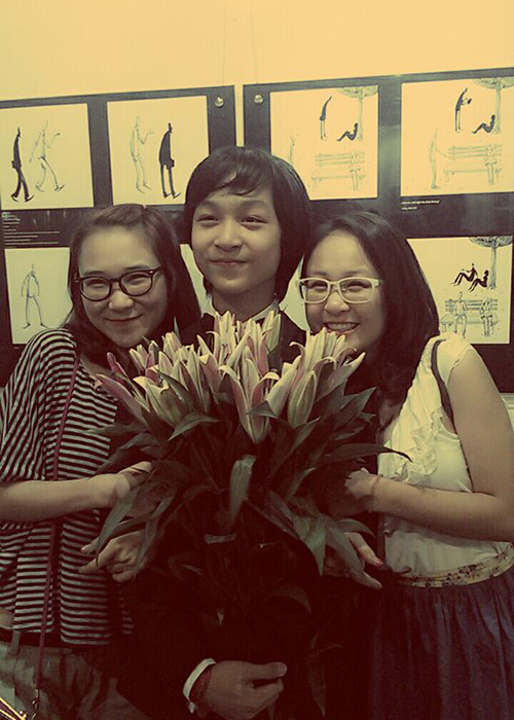 3 nguoi con cua diva Thanh Lam: Gai xinh, trai tai!-Hinh-5
