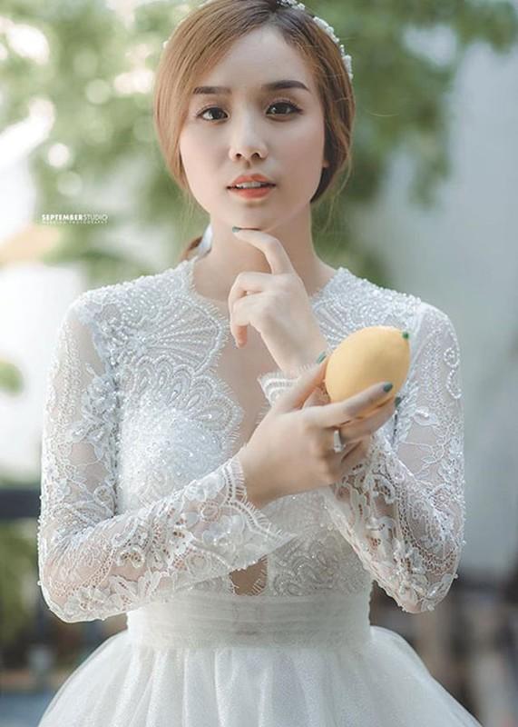 Bao Ngoc mac vay cuoi hoan thanh uoc mo hau ly hon Hoai Lam-Hinh-3