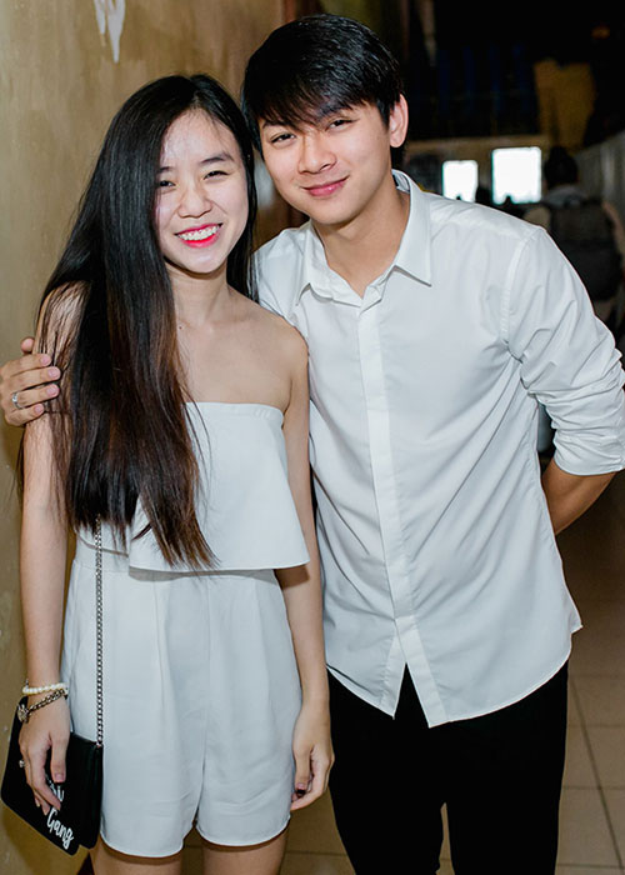 Bao Ngoc mac vay cuoi hoan thanh uoc mo hau ly hon Hoai Lam-Hinh-7