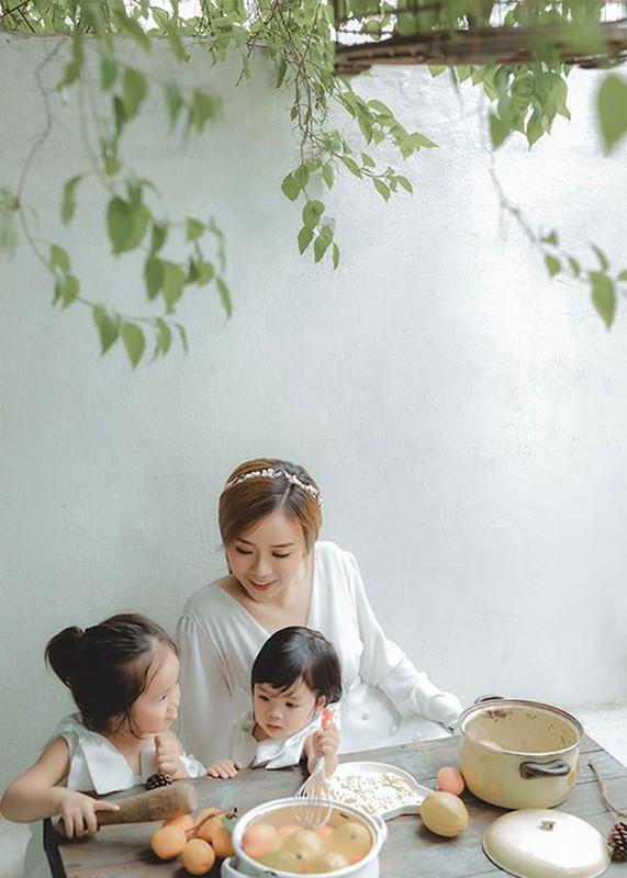 Bao Ngoc mac vay cuoi hoan thanh uoc mo hau ly hon Hoai Lam-Hinh-9