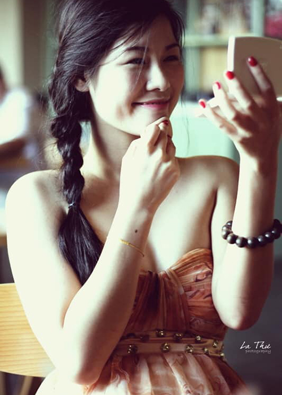 Michiyo Pham Nga xinh the nao ma tuyen bo xua dep hon Ngoc Trinh?-Hinh-2