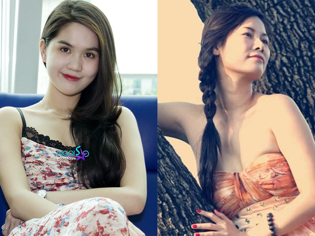 Michiyo Pham Nga xinh the nao ma tuyen bo xua dep hon Ngoc Trinh?