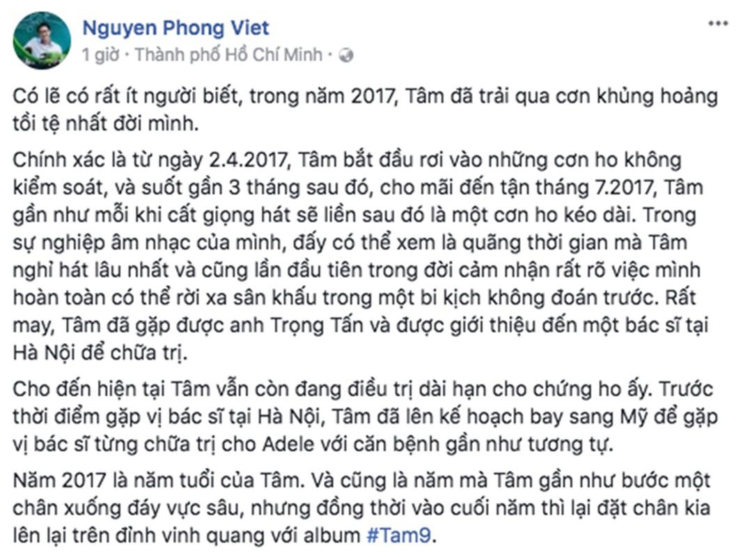 Cam Ly va loat ca si mat giong: Nguoi lao dao, ke muon tu tu-Hinh-4