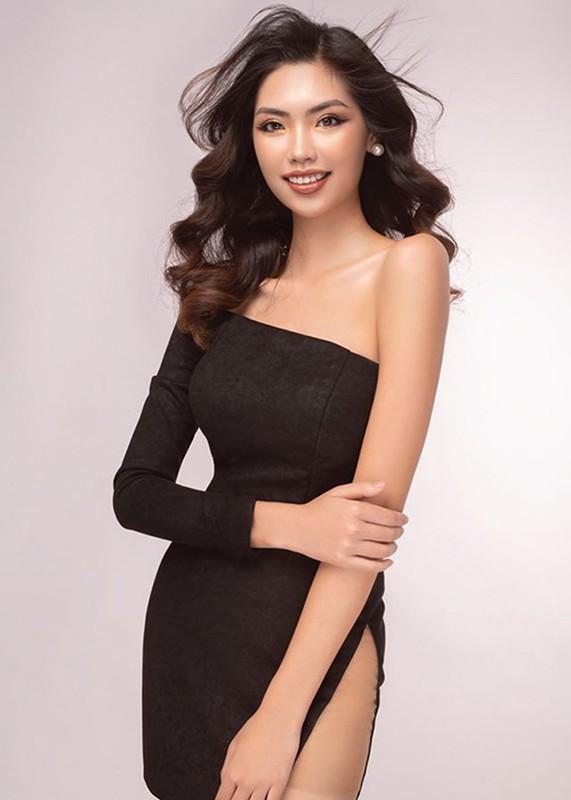 Chan dung thi sinh mac tao bao nhat Hoa hau Viet Nam 2020