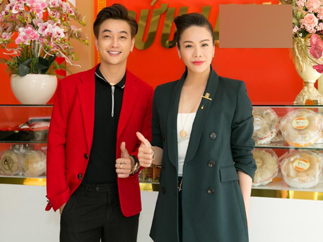 Soi moi quan he giua Nhat Kim Anh va TiTi truoc on ao-Hinh-2