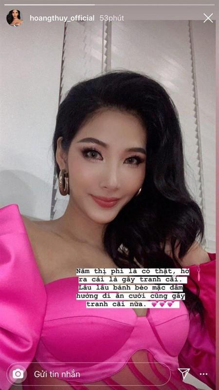 Hoang Thuy mac lo di dam cuoi, co dau Thuy Van len tieng-Hinh-4