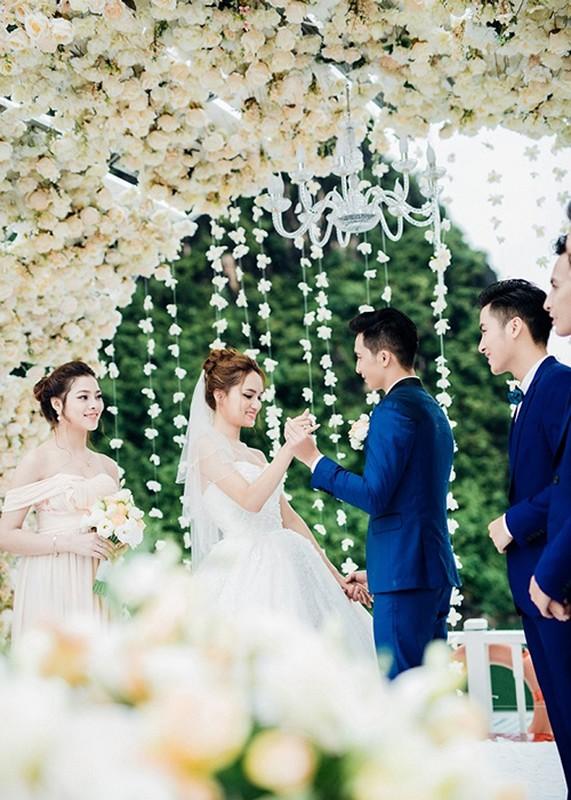 Huong Giang Idol nu tinh, dep me hoac khi mac vay cuoi-Hinh-9