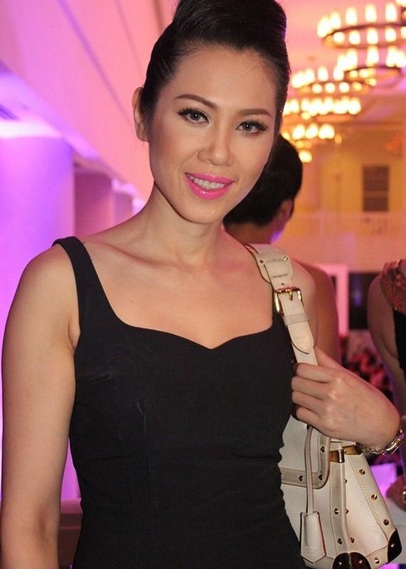 Loat sao Viet roi showbiz lam phi cong, tiep vien hang khong-Hinh-2