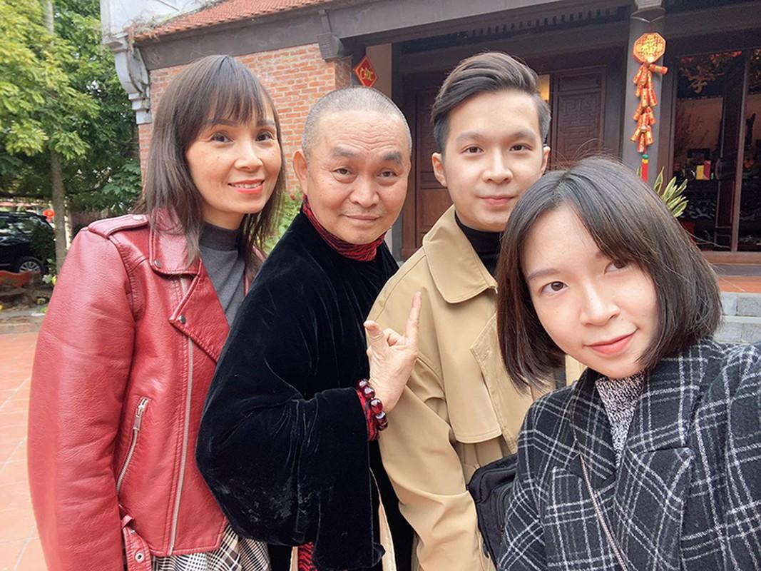 """Cuoc hon nhan 25 nam hanh phuc cua """"Vua hai dat Bac"""" Xuan Hinh-Hinh-12"""