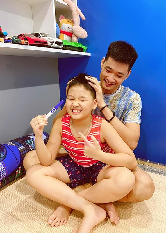 Bao Thanh khoe mang bau lan 2 sau khi tam nghi dong phim-Hinh-2