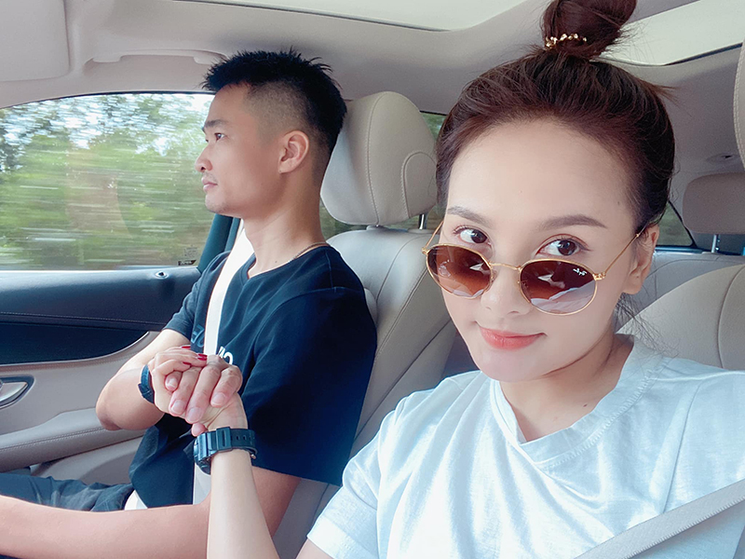 Bao Thanh khoe mang bau lan 2 sau khi tam nghi dong phim-Hinh-5