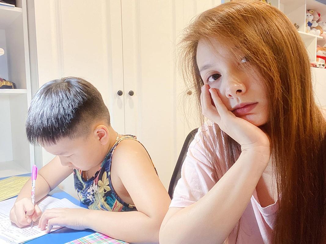 Bao Thanh khoe mang bau lan 2 sau khi tam nghi dong phim-Hinh-9