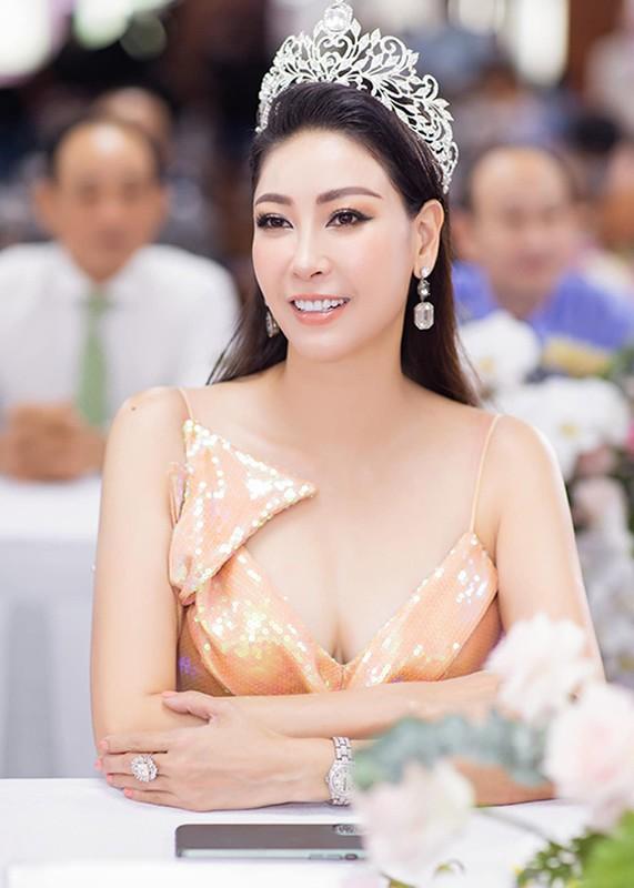 Hoa hau Viet Nam: Nguoi dep nao may man, tai nang, giau nhat?-Hinh-4
