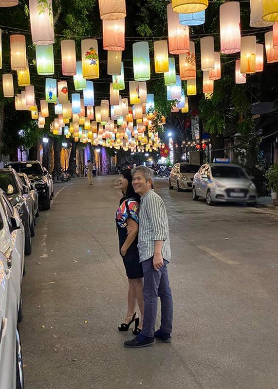 Thanh Lam khoe anh hen ho lang man voi ban trai bac si-Hinh-2