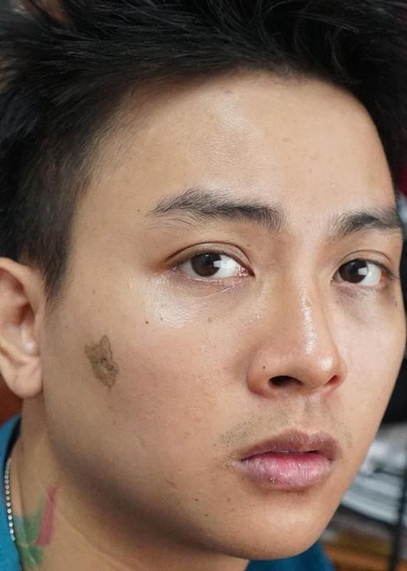 Chan dung 2 thanh vien ban nhac Deep Troi cua Hoai Lam -Hinh-2