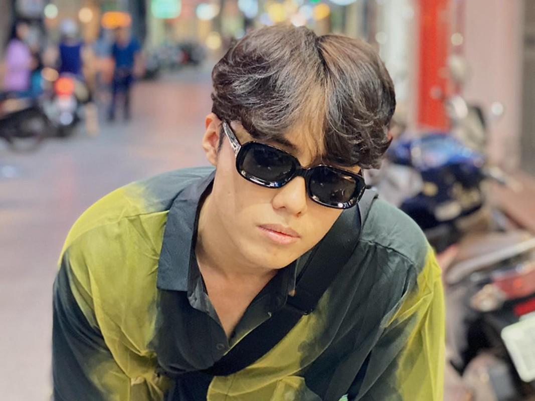Soi hot boy 10X dong cap voi Pham Quynh Anh trong MV moi-Hinh-10