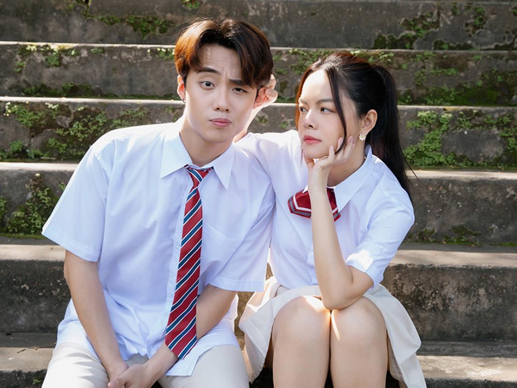 Soi hot boy 10X dong cap voi Pham Quynh Anh trong MV moi-Hinh-4