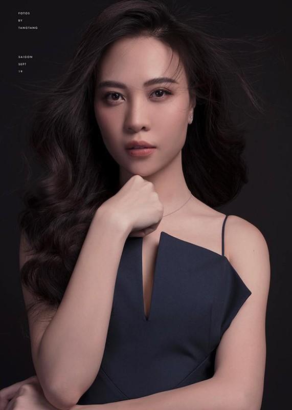 Dam Thu Trang don sinh nhat ben chong va hai con-Hinh-8