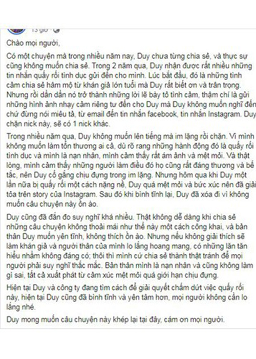 """Chan dung ca si Thanh Duy gay on ao o """"Ky uc vui ve""""-Hinh-14"""