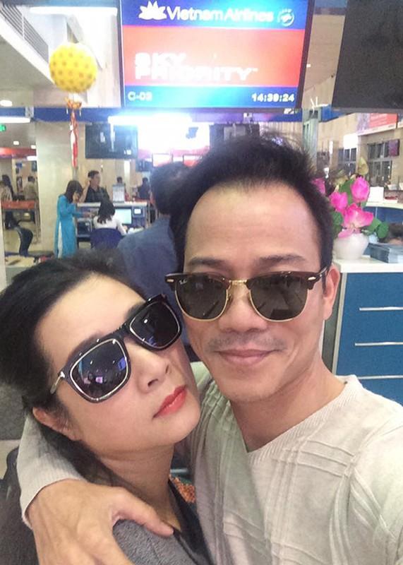 Thanh Thanh Hien - Che Phong man nong ra sao truoc khi ly hon?-Hinh-2