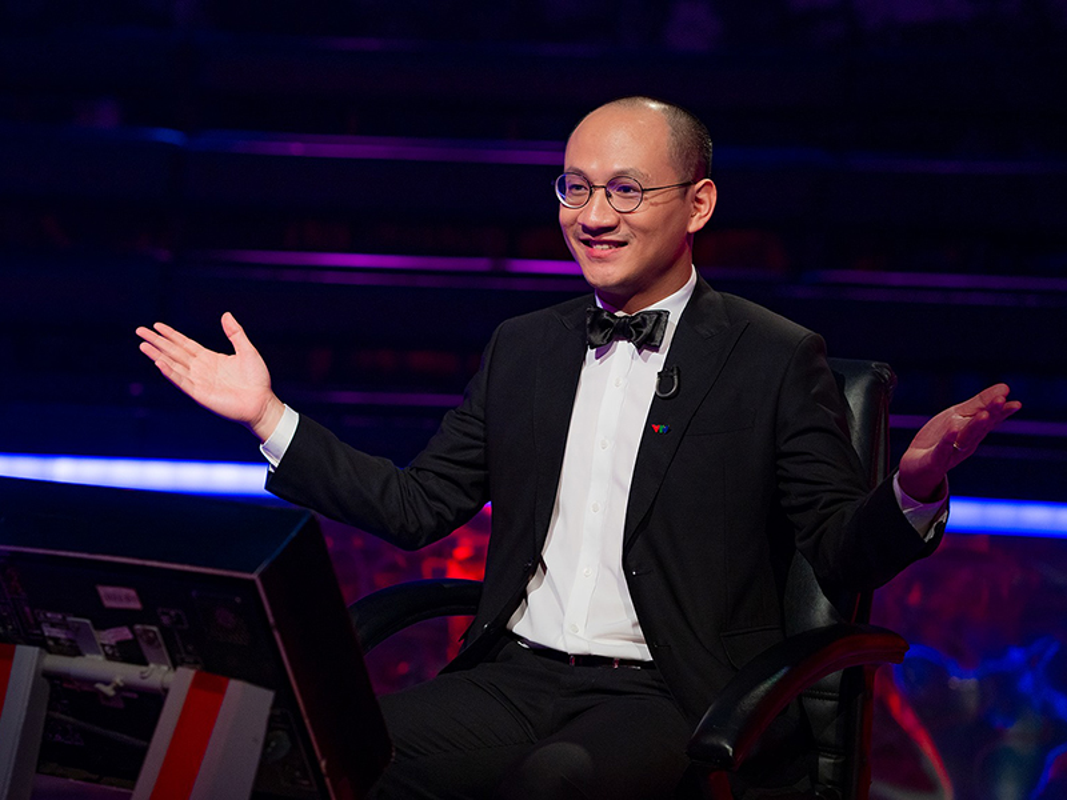 To am it biet cua MC Phan Dang chia tay Ai la trieu phu