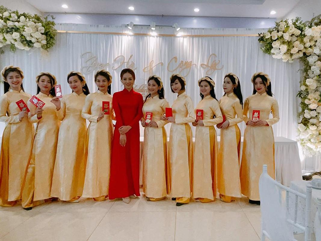 Le an hoi NSND Cong Ly: Con gai co mat, chuc phuc cho bo-Hinh-8