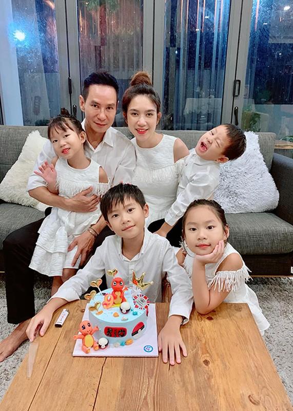 4 con xinh nhu thien than cua dao dien trieu do Ly Hai