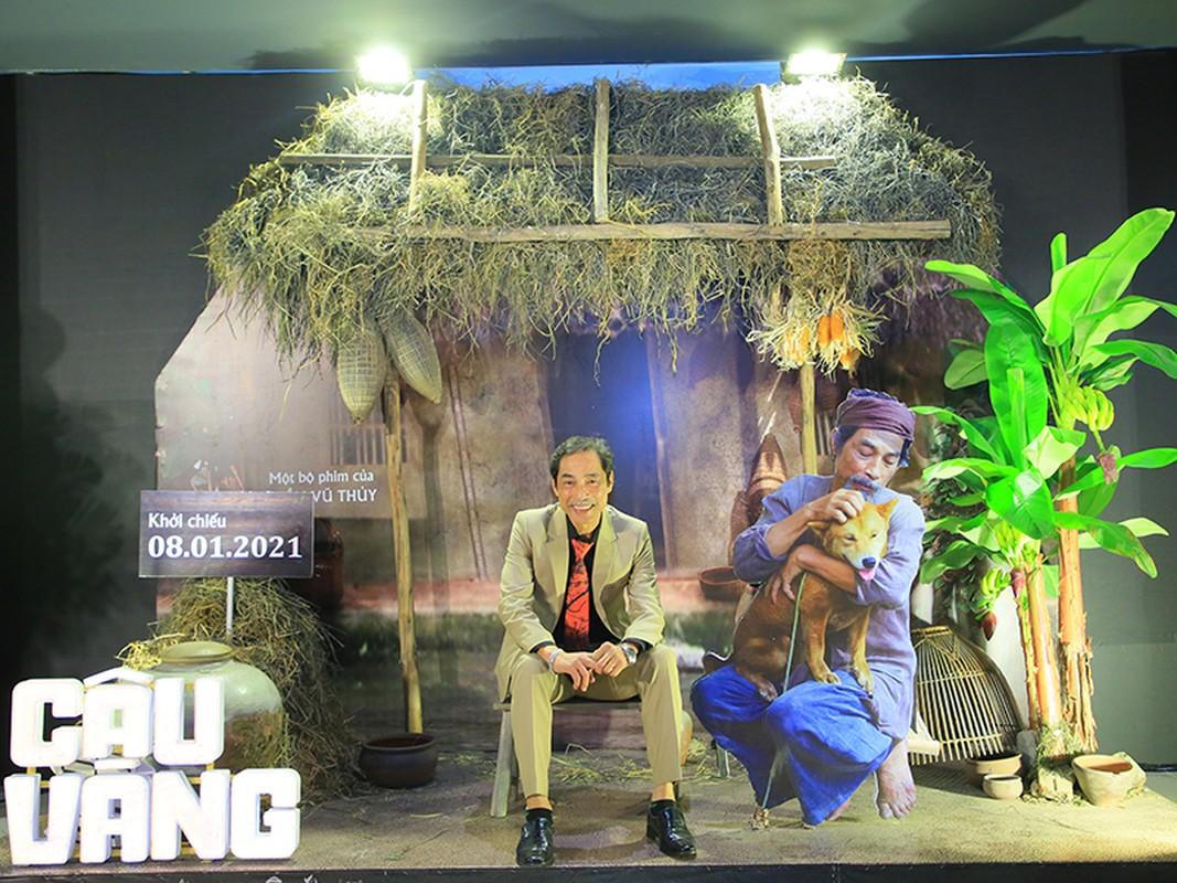 Cau Vang trinh dien ngoan muc tren tham do ra mat phim-Hinh-5