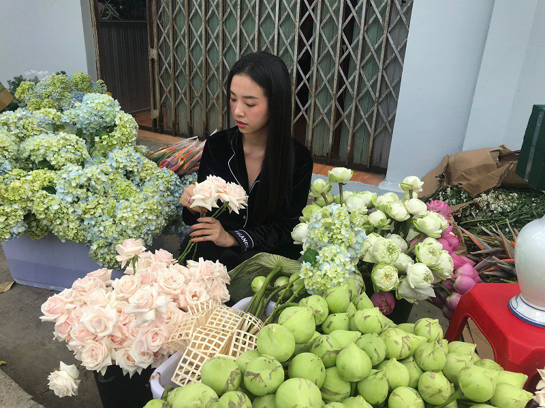 Hinh anh dam cuoi A hau Thuy An o que nha Kien Giang-Hinh-8