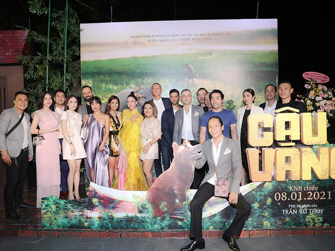 Vo chong Tang Thanh Ha du ra mat phim co Bang Di