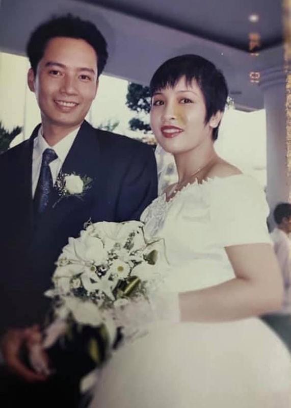 Hon nhan cua cap doi vang trong lang am nhac My Linh - Anh Quan