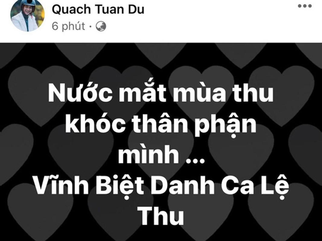 Hoai Linh, Dam Vinh Hung tiec thuong danh ca Le Thu-Hinh-10