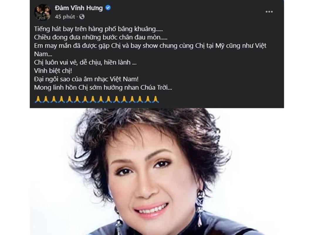 Hoai Linh, Dam Vinh Hung tiec thuong danh ca Le Thu-Hinh-2