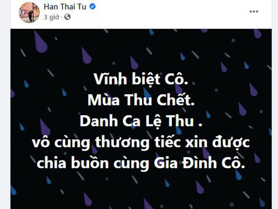 Hoai Linh, Dam Vinh Hung tiec thuong danh ca Le Thu-Hinh-8