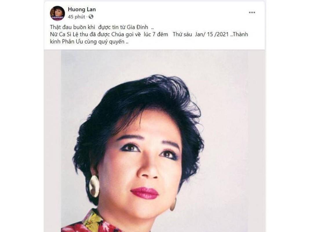 Hoai Linh, Dam Vinh Hung tiec thuong danh ca Le Thu-Hinh-9