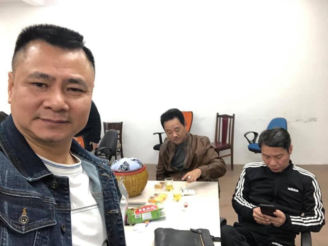 Cong Ly met moi, ngu thiep sau 15 tieng tap Tao quan 2021-Hinh-7