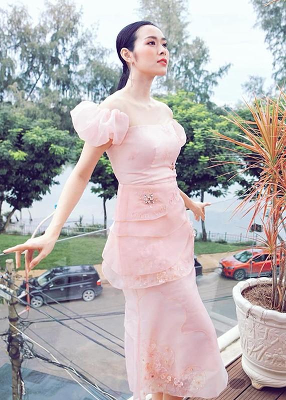 Diep Bao Ngoc ra sao sau 6 nam ly hon Thanh Dat?-Hinh-2