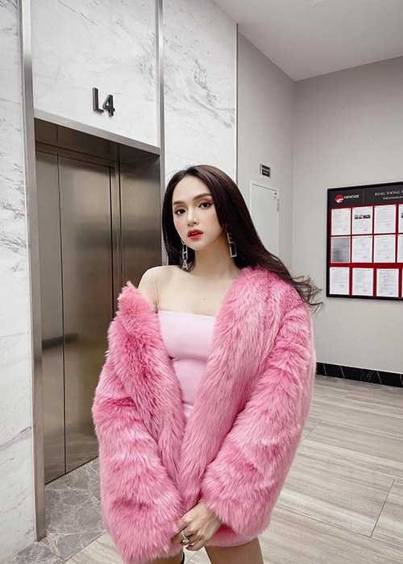 Phan ung cua Huong Giang Idol khi 2 lan bi to vo on