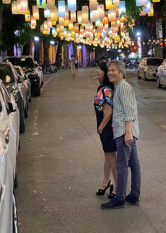 Loat anh ngot ngao cua Thanh Lam va ban trai bac si-Hinh-14