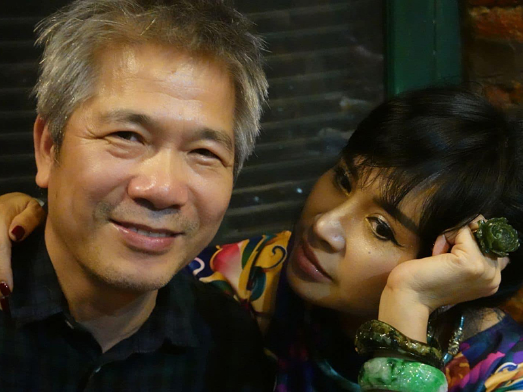 Loat anh ngot ngao cua Thanh Lam va ban trai bac si-Hinh-15