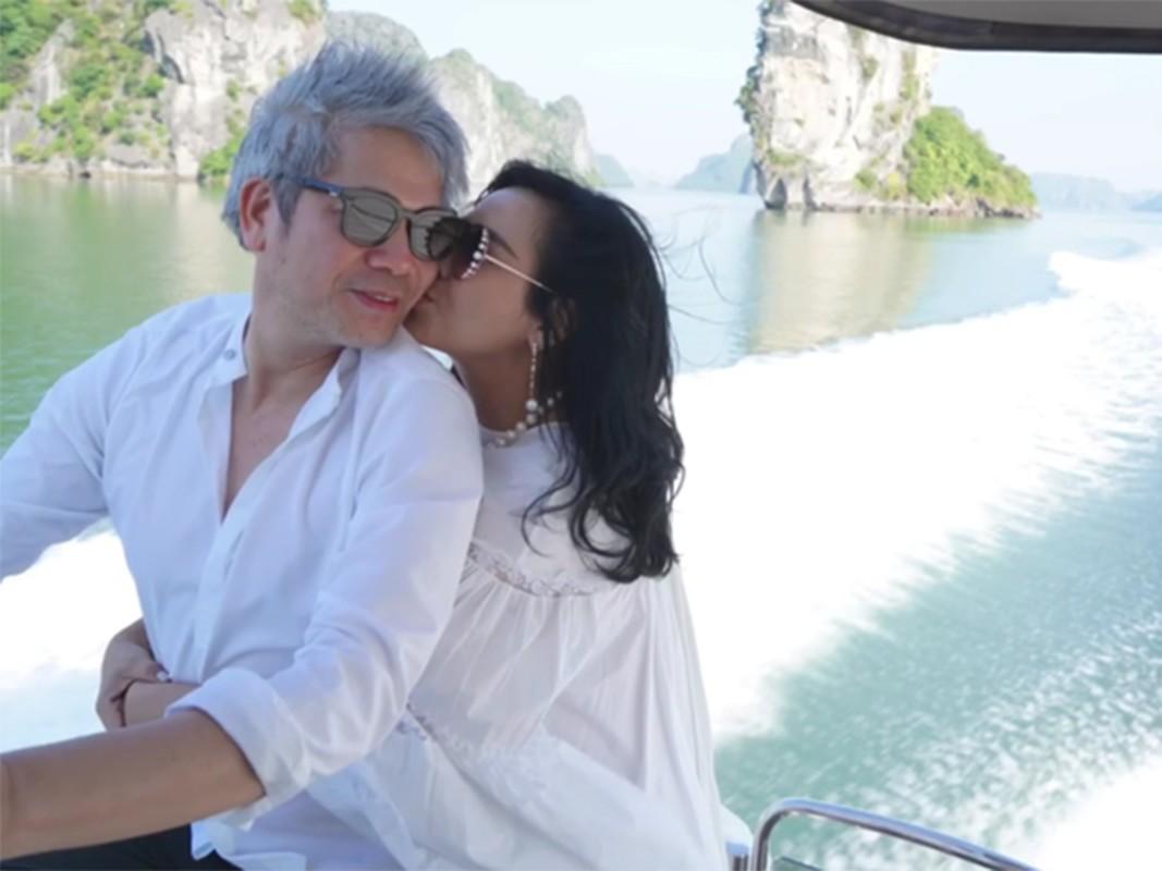 Loat anh ngot ngao cua Thanh Lam va ban trai bac si-Hinh-3
