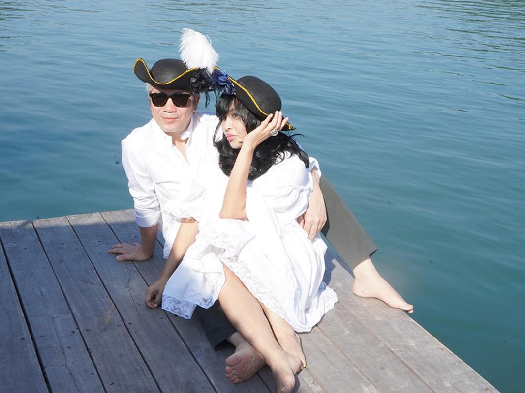 Loat anh ngot ngao cua Thanh Lam va ban trai bac si-Hinh-5