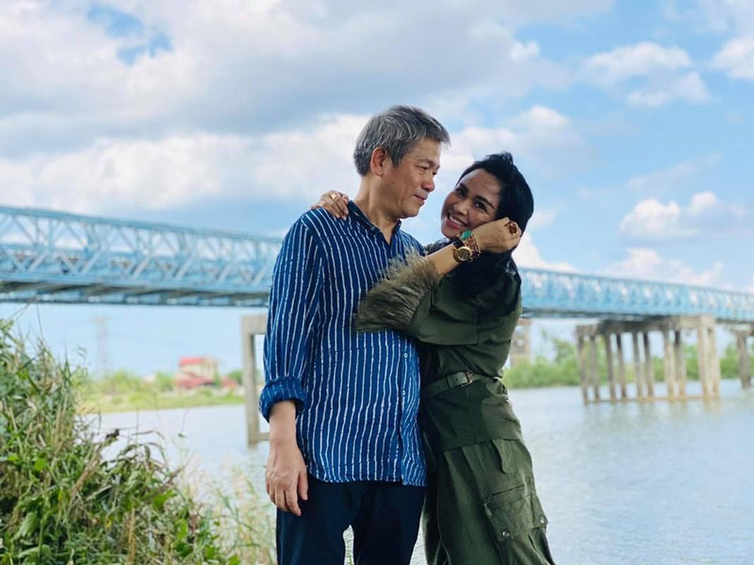 Loat anh ngot ngao cua Thanh Lam va ban trai bac si-Hinh-9