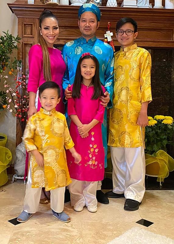 3 con xinh dep, phong phao cua Hong Ngoc va Thomas Tam Nguyen