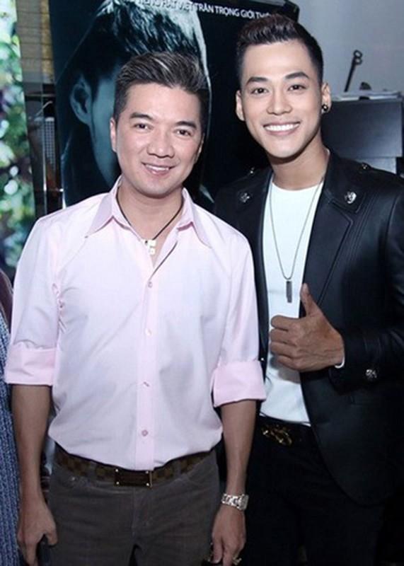 "Soi cuoc song cua Phan Ngoc Luan sau on ao ""phan"" Dam Vinh Hung"