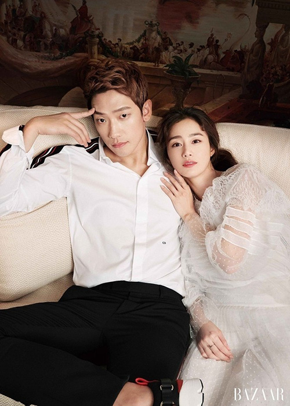 Hon nhan cua cap vo chong sieu giau Bi Rain - Kim Tae Hee-Hinh-8