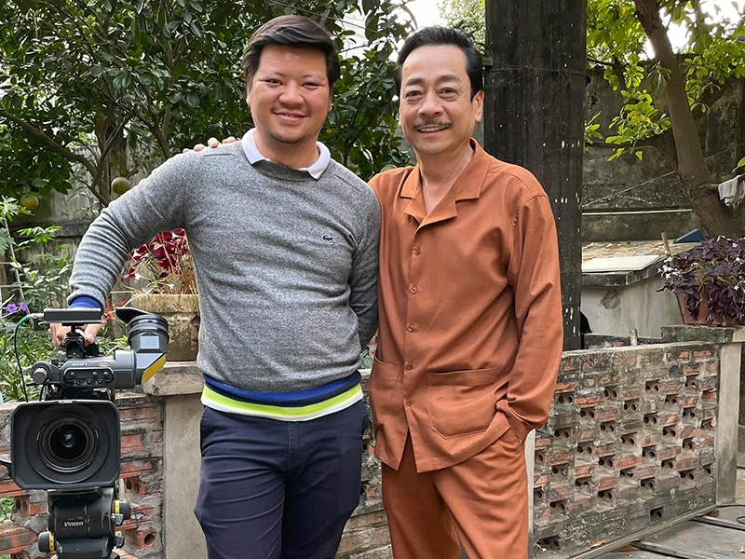Nhung hinh anh cuoi doi cua NSND Hoang Dung-Hinh-5