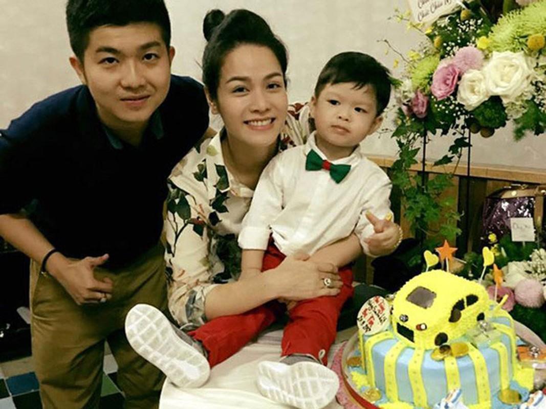 Hoang Yen va loat my nhan Viet bi chong cu to hau ly hon-Hinh-4